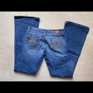 BKE Star Stretch Jeans | Size 28 x 35.5